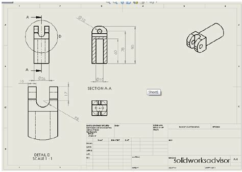 solidworks drawing template tutorial solidworks drawing template tutorial pchscottcounty