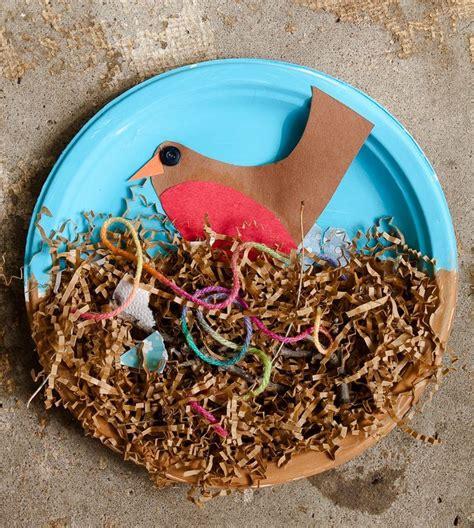 bird craft projects best 25 bird nest craft ideas on birds