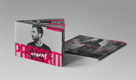 design kit press kit design djerem umo creative studio video