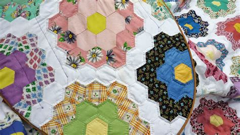 hand quilting tutorial without a hoop busy bee no 16