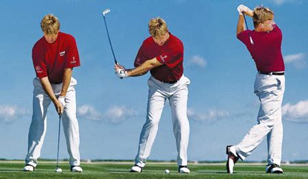 how to get a good golf swing perfect golf swing