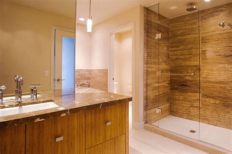 Modern Master Bathroom Remodel Ideas Contemporary Master Bath Bathrooms 2