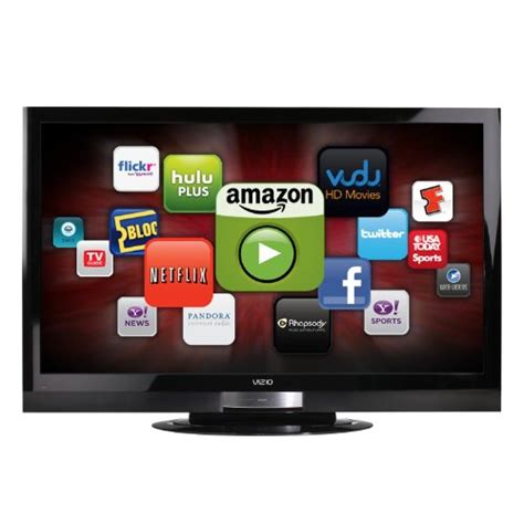 visio apps vizio xvt473sv 47 inch class array truled lcd hdtv