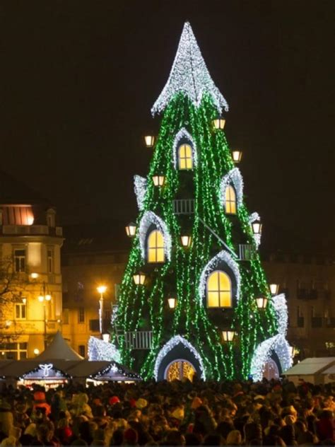 9 most beautiful and unique christmas tree in the world