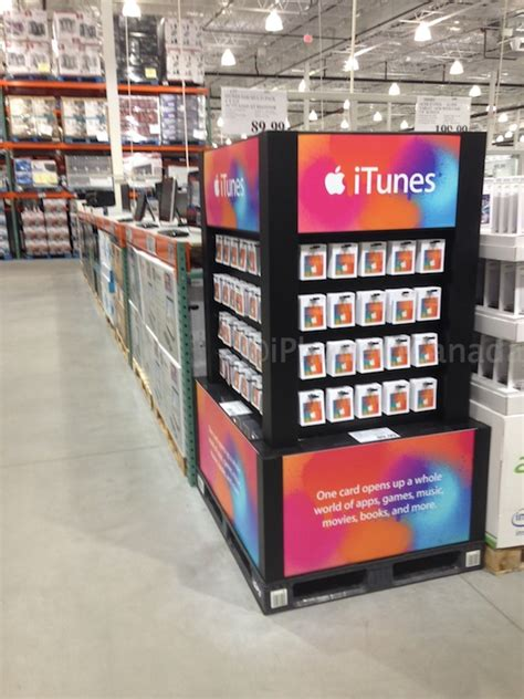 Can You Return Itunes Gift Cards - costco canada resumes apple product sales with itunes gift cards ipads ipods u