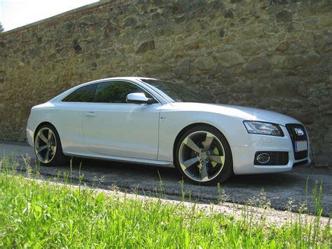Audi A5 Sportback Felgen by Audi A5 3 0 Tdi Gt Ziel Tiefer Breiter Und Mit Rs5 Felgen