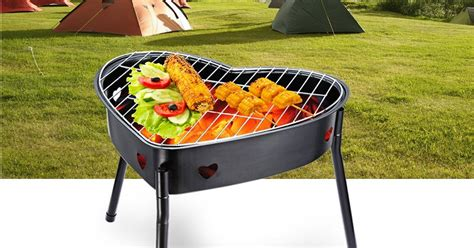 Grill Giveaway 2017 - heart shaped bbq grill giveaway joe