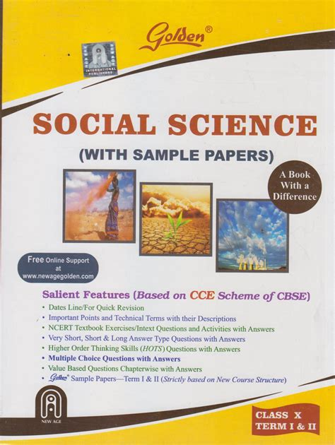 social science 3 8416380228 golden social science with sle papers term 1 2 class