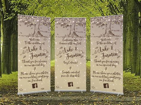 Wedding Pull Up Banner by 30 Roll Up Banner Designs Exles Psd Ai Vector Eps