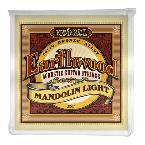 light acoustic guitar strings earthwood 80 20 bronze banjo or mandolin strings ernie ball