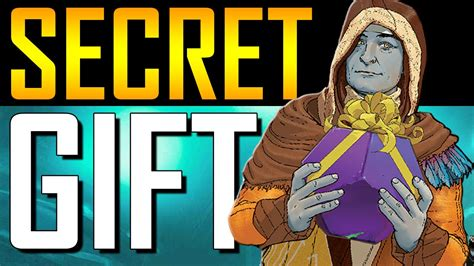 secret presents destiny secret cryptarch gift funnycat tv