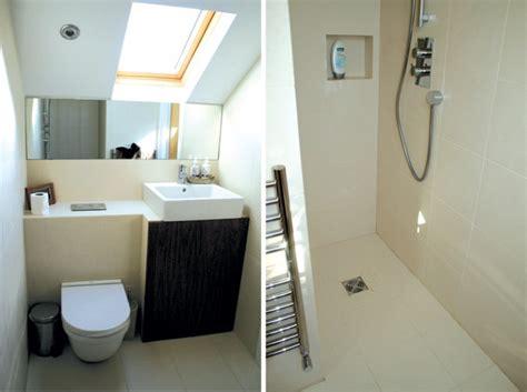 smallest compact bathroom possible loft wet room interior design ideas