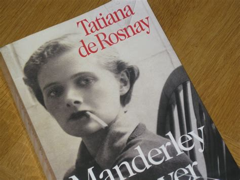 manderley for ever roman manderley for ever tatiana de rosnay la maison des livres