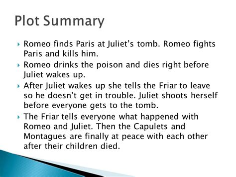 summary of romeo and juliet khafre plot diagram of romeo and juliet gallery how to guide
