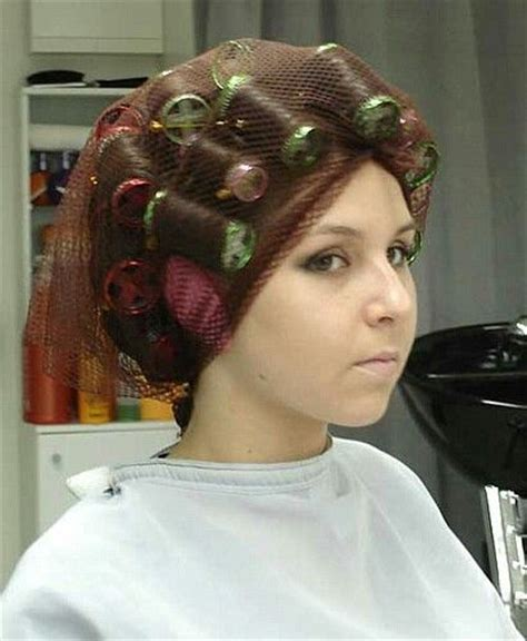 rollers hairnet dryer pinterest the world s catalog of ideas
