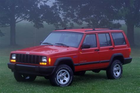 jeep cherokee sport popular mechanics compiles list of 1980s and 1990s dreams