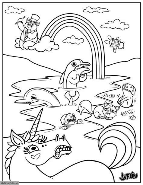 unicorn castle coloring page unicorn castle colouring pages