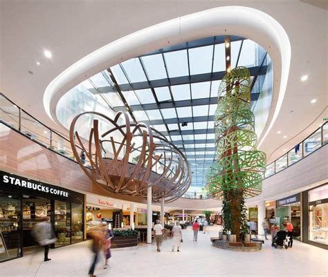 Interior Design For Shopping Mall by 25 Best Ideas About Shopping Mall Interior On