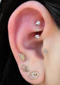 best 25 ear piercings tragus ideas on