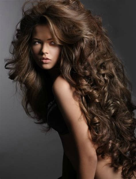 long dark hair with volume pinterest 9 struggles of thick hair