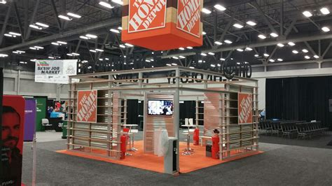 Home Depot Design Expo by Full Circle Events Sxsw 2016 Imagecraft Exhibits