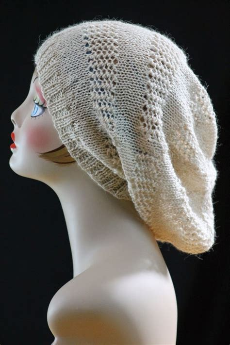 knitted hat pattern dk yarn super slouch hat made with roughly 220 yards of dk weight