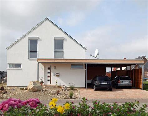 carport mit geräteraum flachdach carport bauen garten hus och