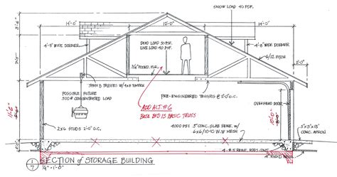 garage floor plans free shed garage building plans