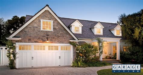 Energy Efficient Garage Doors by Garage Living