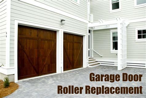 Changing Garage Door by How To Replace Your Garage Door Rollers Neighborhood