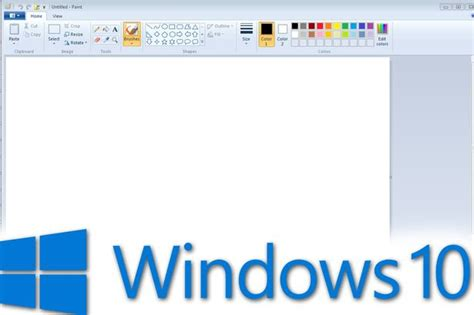 microsoft s redesigned paint app for windows 10 looks microsoft set to kill off the 32 year old paint app with