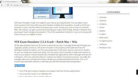 vce software full version crack download vce exam simulator crack plus full patch free download