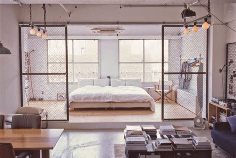 industrial loft design industrial design loft in tokyo daily dream decor
