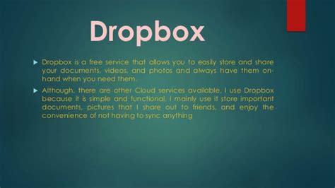 dropbox definition dropbox