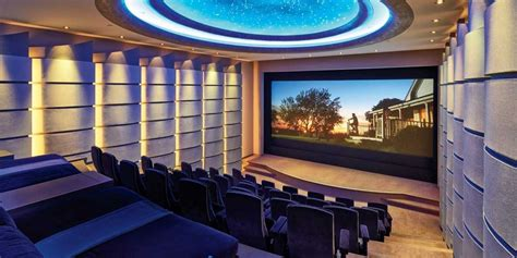 home theatre design los angeles michael bay s la home with theater business insider