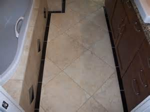 18x18 tile in small bathroom backsplash pinterest