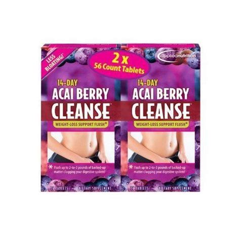 Acai Berry Detox Tablets by Pin By Amelia Gauntner On Health Personal Care