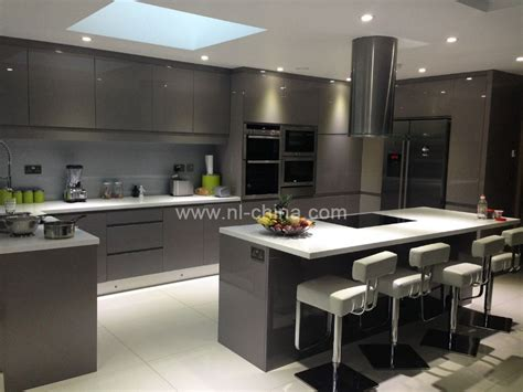 china high gloss kitchen cabinet furniture door material high gloss lacquer home furniture kitchen cabinet door