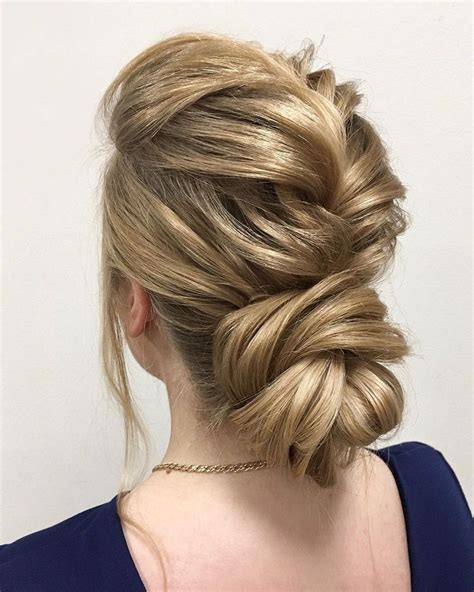 loose 50s updo gorgeous feminine wedding hairstyles to inspire you