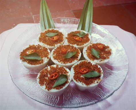 membuat kue yang mudah resep cara membuat kue talam abon udang yang enak dan