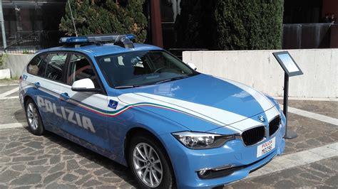 Bmw E Auto by Sicurezza Alla Tedesca Per La Polizia Di Stato Auto E