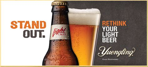 Yuengling Light Lager by Yuengling America S Oldest Brewery Merchandise
