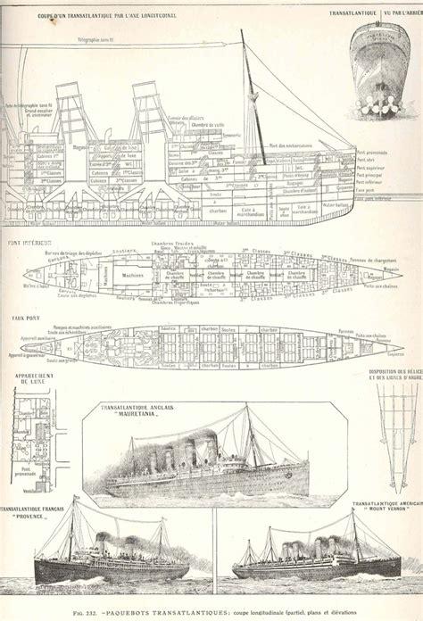 titanic floor plans titanic 2 blueprints google search titanic pinterest