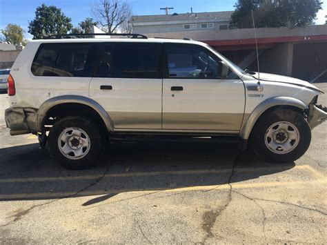 mitsubishi montero sport 1997 we buy cars in texas cash on the spot the clunker junker