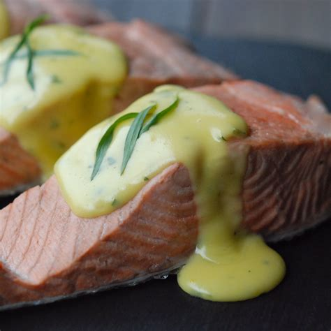 poached salmon poached salmon with no fail hollandaise recipe andrew