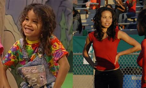 jurnee smollett full house what michelle tanner s friends from full house look like today