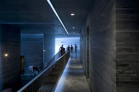 Zumthor Vals by Gallery Of Zumthor S Therme Vals Through The Lens Of