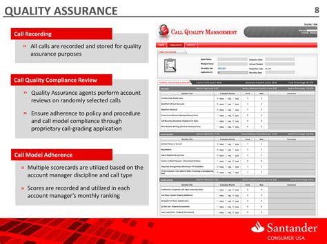 Call Center Quality Monitoring Scorecard Five Reasons Why Call Center Scorecard Template