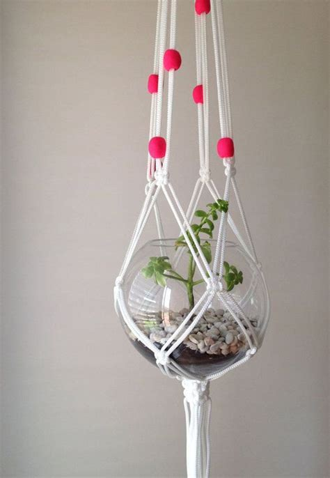 Macrame Patterns Plant Hangers - best 25 macrame plant hanger patterns ideas on
