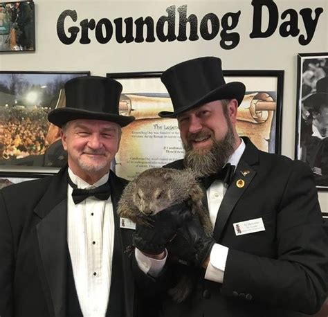 groundhog day update ground hog day 2018 did punxsutawny phil see his shadow